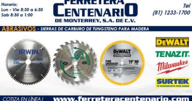 sierras carburo tungsteno madera ferretera centenario mmonterrey mexico abrasivos
