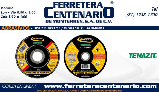 Tipo 27 Aluminio » Tienda de Herramientas - Ferretera Centenario - La Ferretería más grande de Monterrey