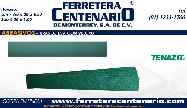 Tiras Lija Con Velcro » Tienda de Herramientas - Ferretera Centenario - La Ferretería más grande de Monterrey