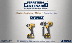 rotomartillo y llave ferretera centenario monterrey mexico