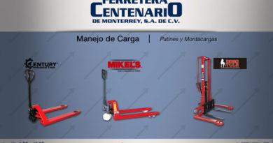 Patines y montacargas » Tienda de Herramientas - Ferretera Centenario - La Ferretería más grande de Monterrey