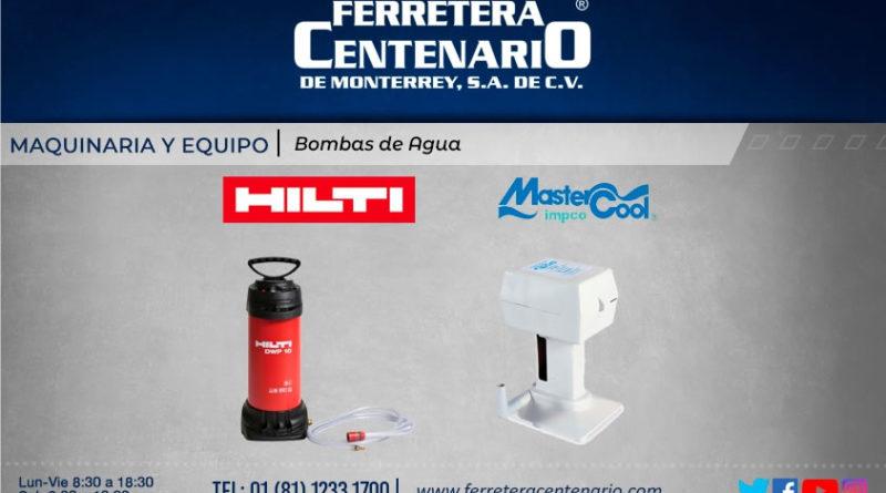 bombas agua maquinaria equipo ferretera centenario monterrey mexico