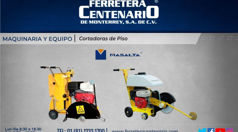 Cortadoras piso » Tienda de Herramientas - Ferretera Centenario - La Ferretería más grande de Monterrey