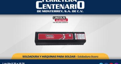 soldadura acero ferreteracentenario monterrey mexico lincoln electric