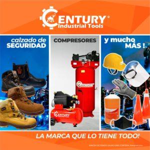 Century Industrial Tools la marca que lo tiene todo