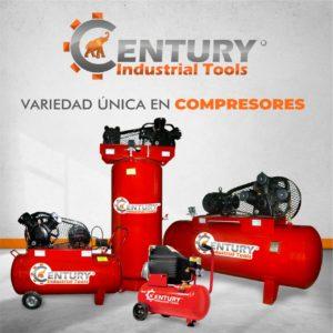 Century Industrial Tools Compresores