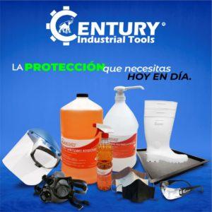Century industrial tools proteccion covid sanitizantes