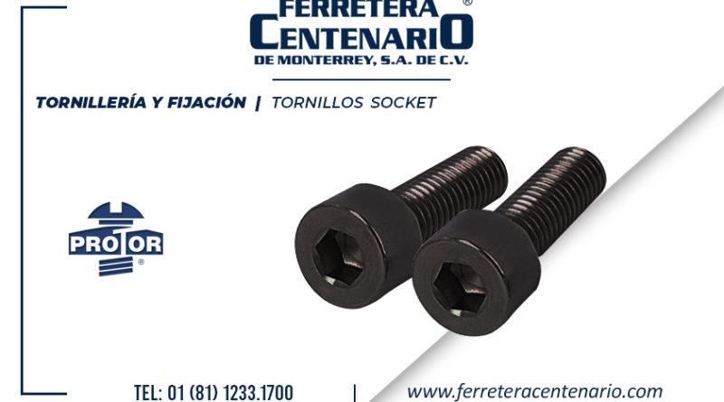 tornilleria fijacion tornillos sockets ferretera centenario de monterrey